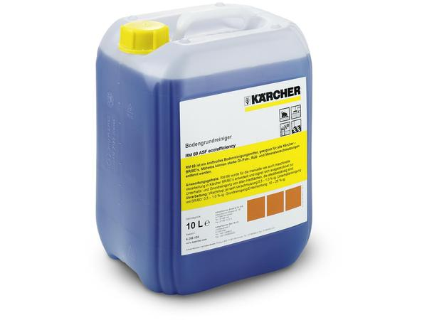 Bodengrundreiniger RM 69 ASF eco!efficiency 10 l
